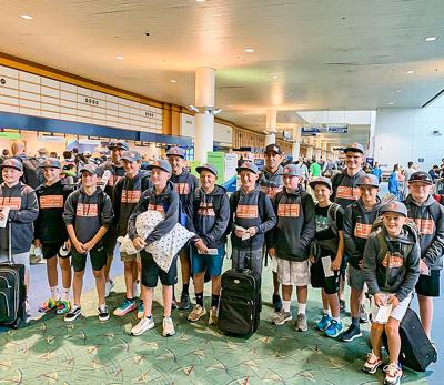 Salem little league team travels to world series