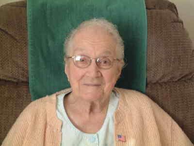Sutliff celebrates 95th birthday