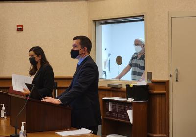 Brian Clifton arraignment