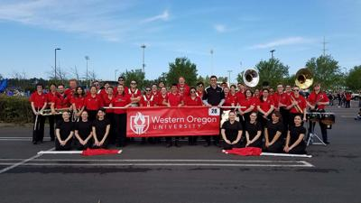 WOU brings home the music with marching band