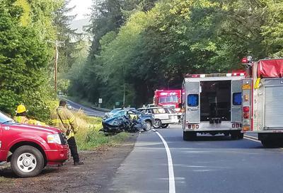 Four fatal car crashes affect Polk County