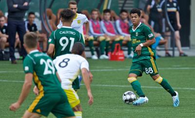 Kiner invited to play with Portland Timbers second team