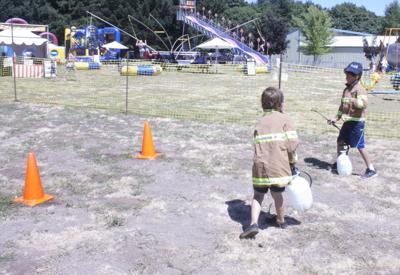 Polk County Fair has plenty for kids, families