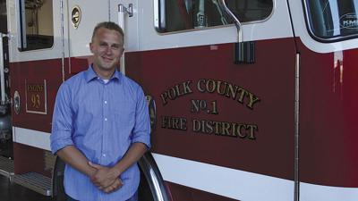 Stange named as Polk Fire District's fire chief