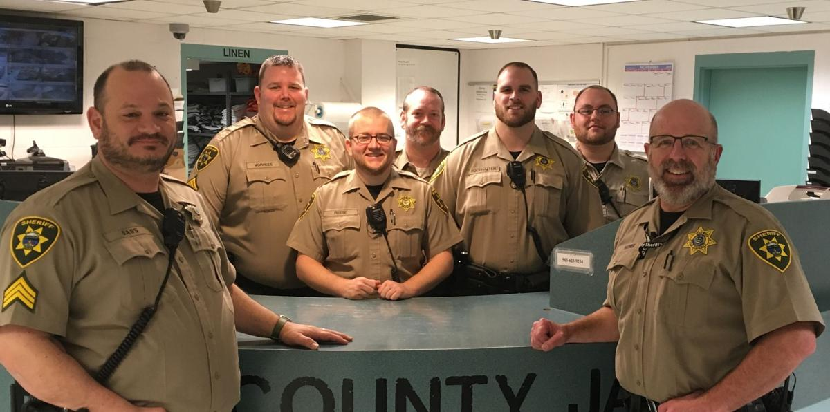 Sheriff's Office's first No-Shave November was a success