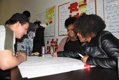 Youth council begins work