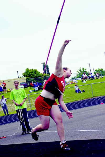 League meet go as planned for Central