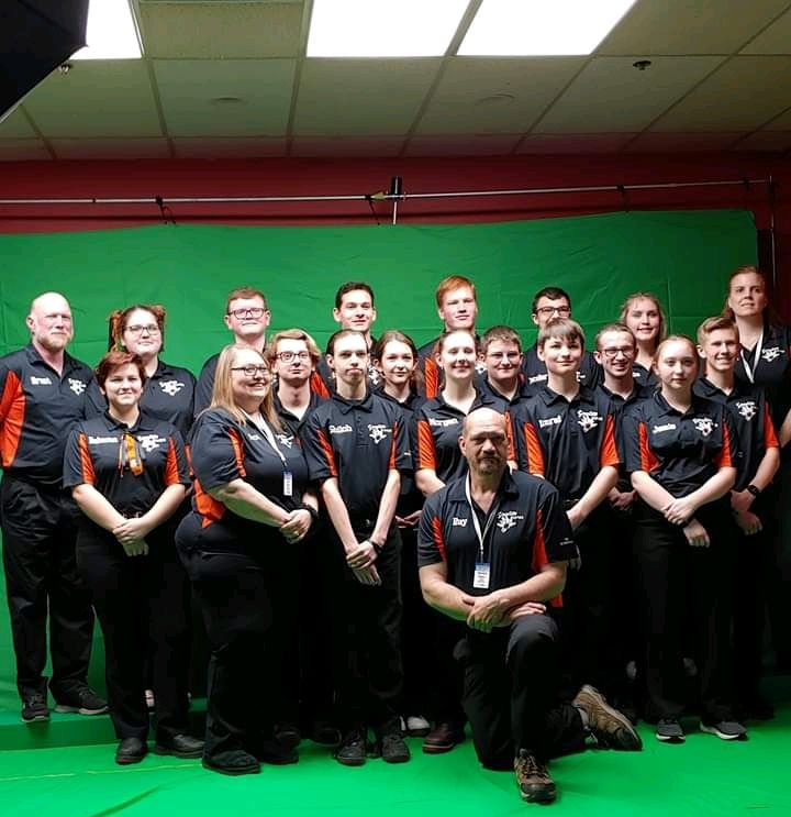 Dragons bowling team places 13th at state