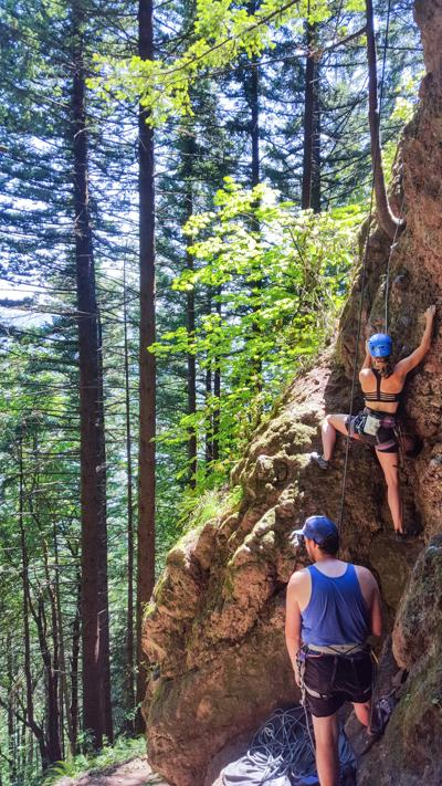 The Climbing Chronicles: A humbling perspective