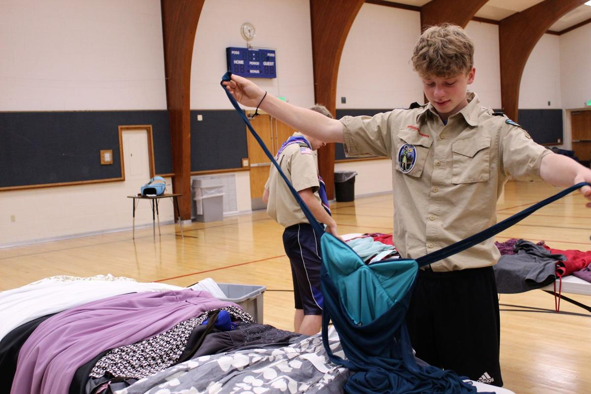 Eagle Scout project helps Panthers get fancy