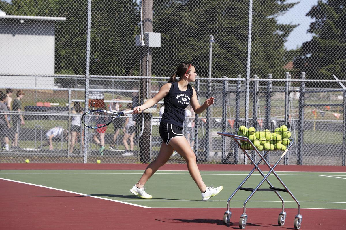 CLASS 5A PREP TENNIS: Dallas girls aim to surprise at districts