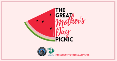 Great Mother's Day Picnic graphic