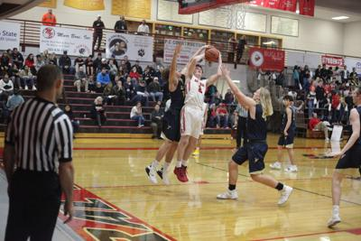 Central Boys Suffer Defeat