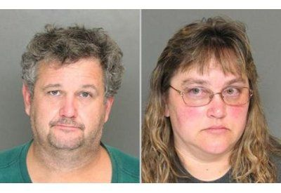 Police say couple stole tanker, fuel