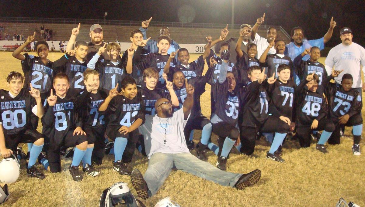 Patterson Panthers roll to football title