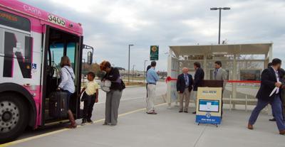 CARTA airport express bus