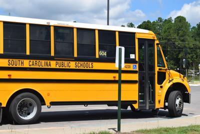 South Carolina school bus