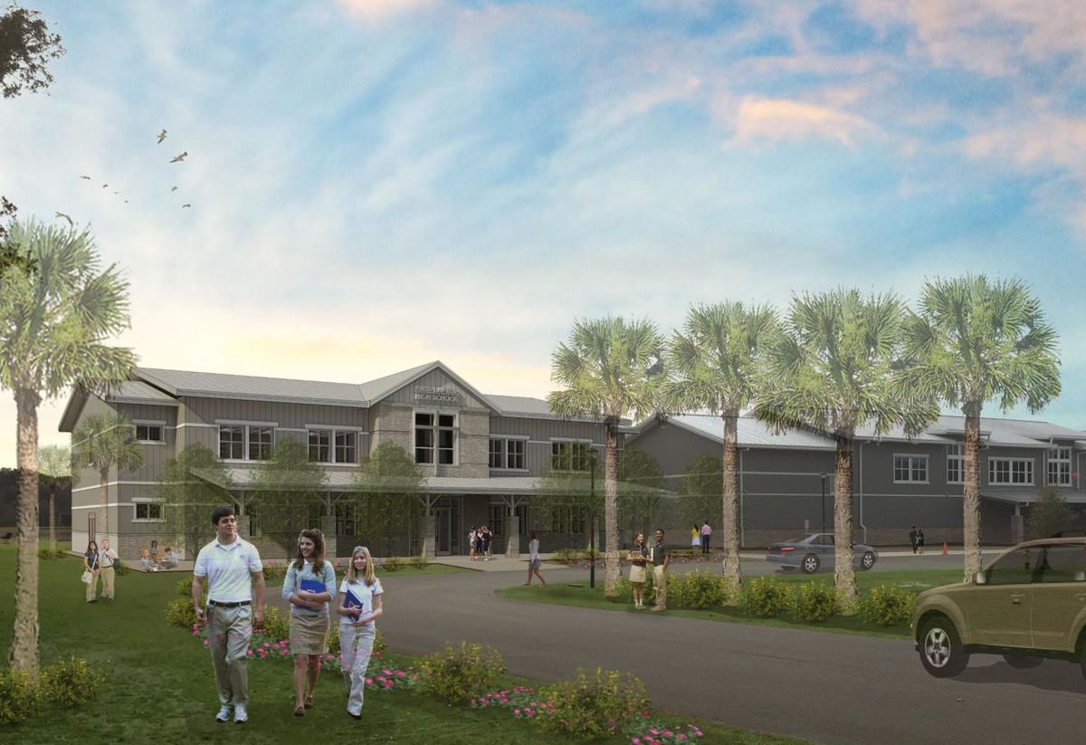 First Baptist moving high school to James Island