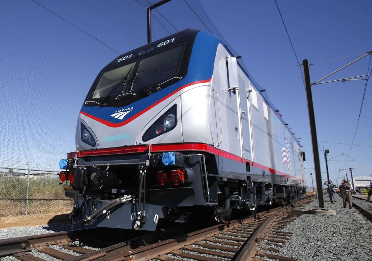 S.C. rail plan continues down the tracks