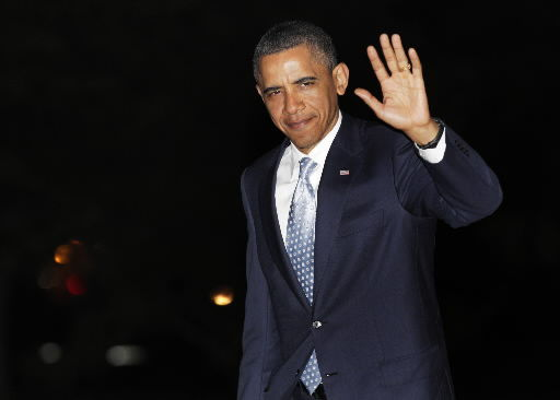 AP-Gfk poll: Obama approval hits 60 percent