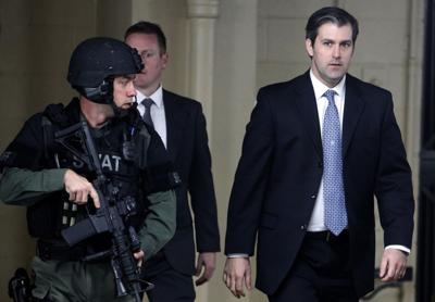 Ex-North Charleston police officer who killed Walter Scott petitions U.S. Supreme Court