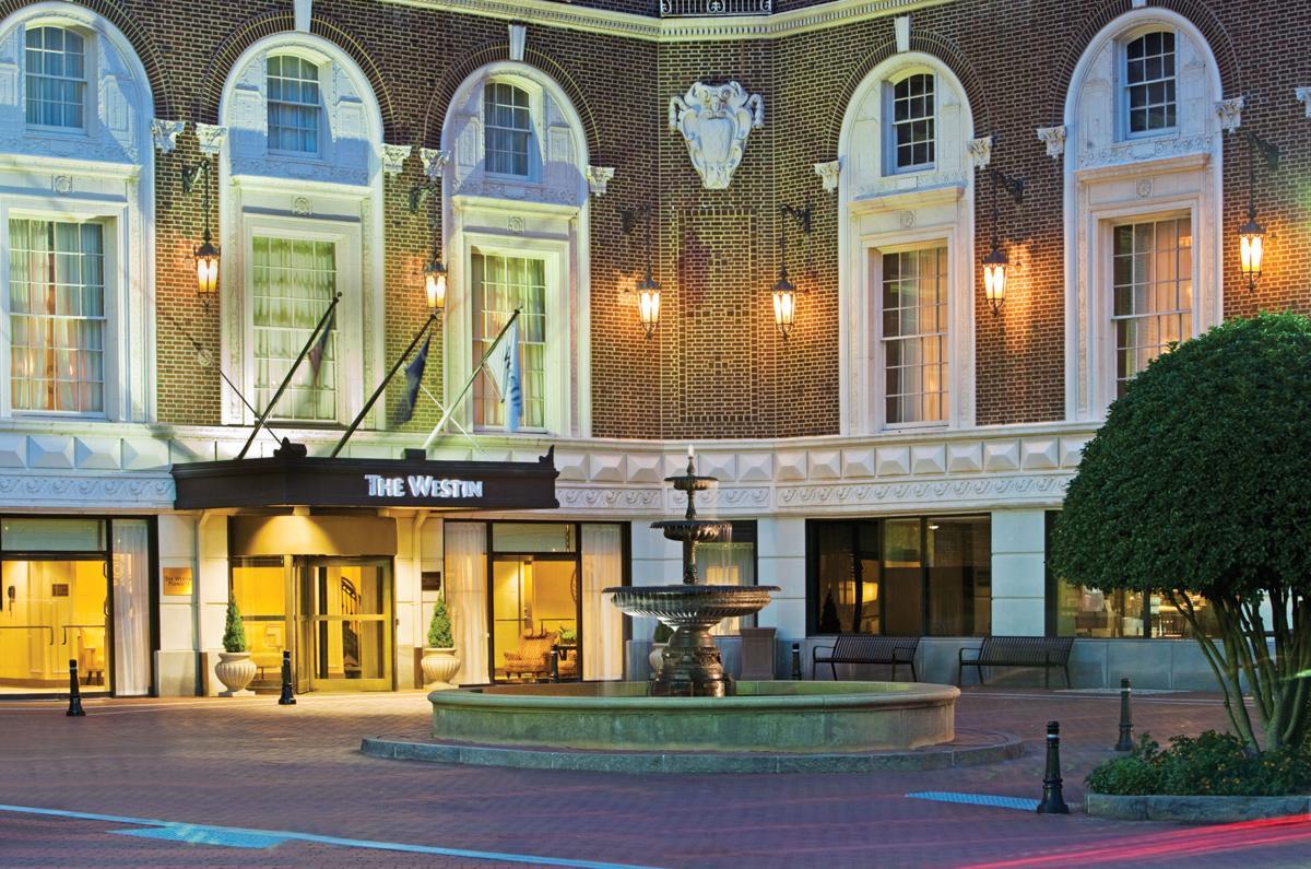 The Westin Poinsett Hotel Greenville