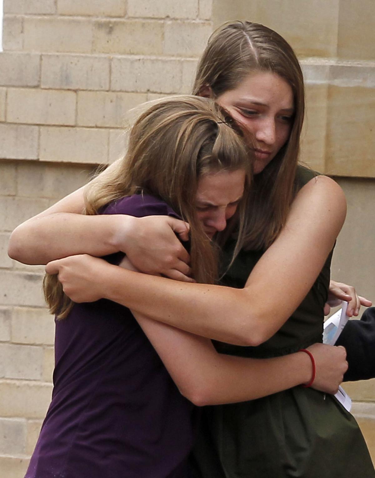 First of memorials held for Colo. victim