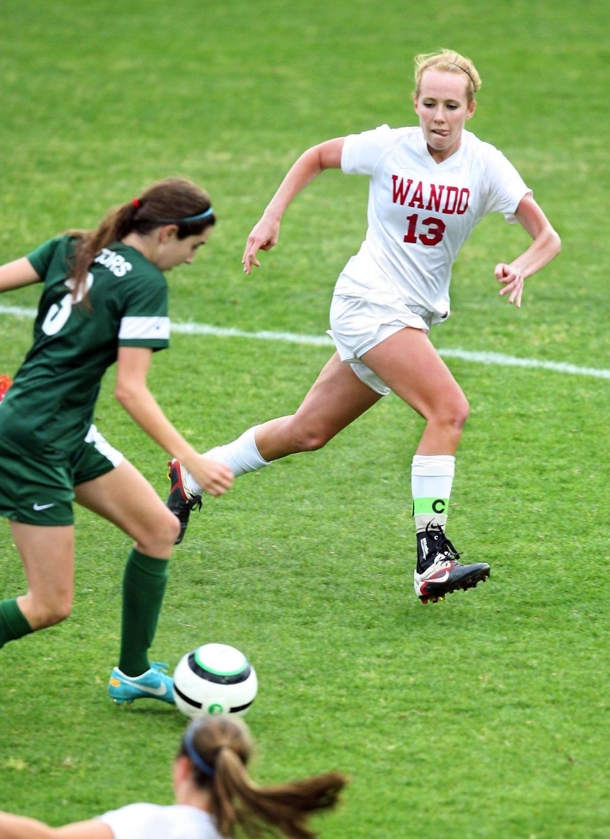 Wando soccer standout McCool hopes for one last state title