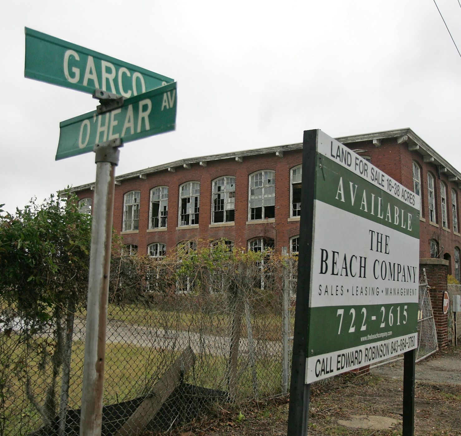 Garco Park plan back with a twist