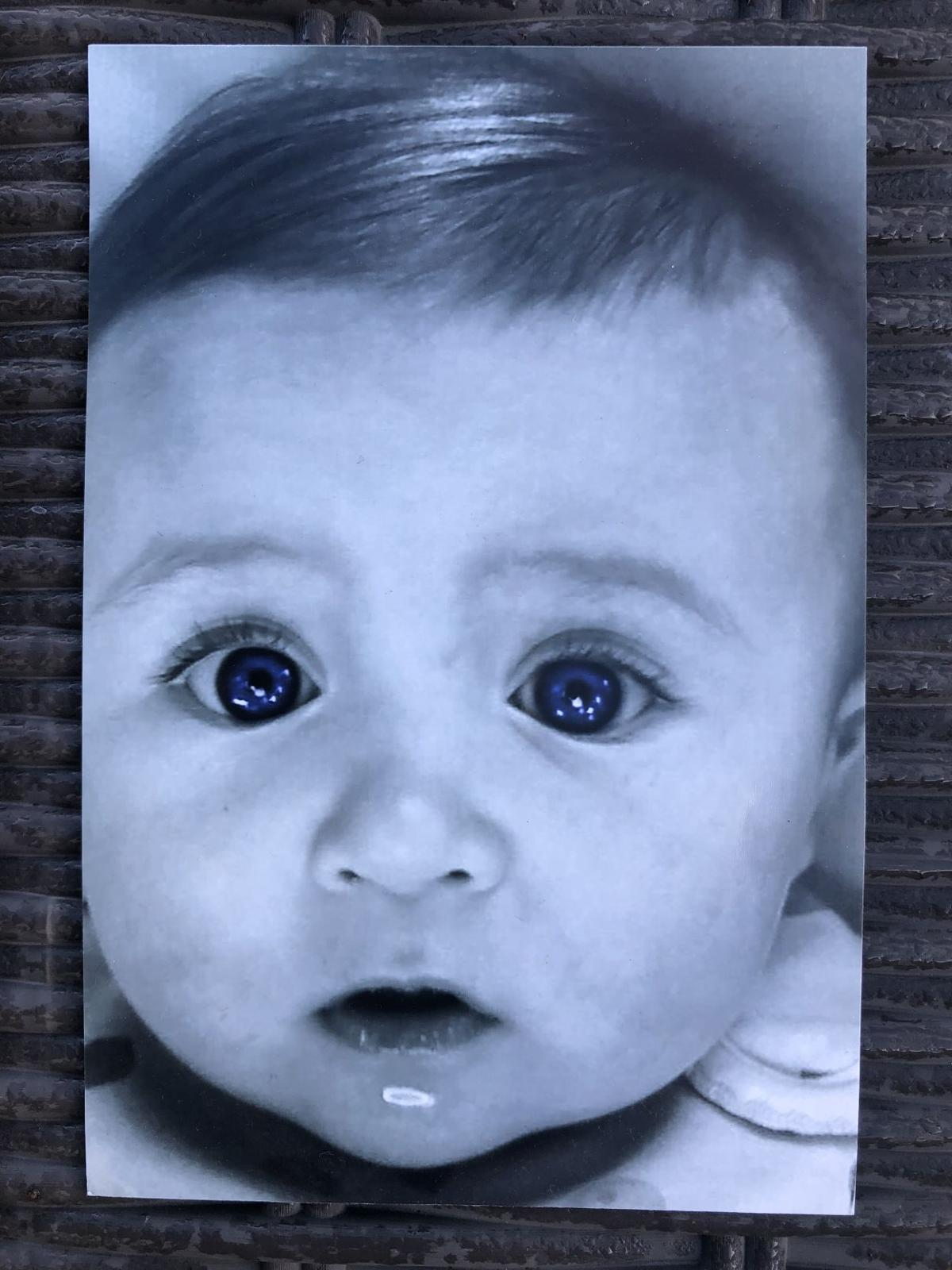 Soleil Skpowski, approximately 4 months old, Mt Pleasant.jpg