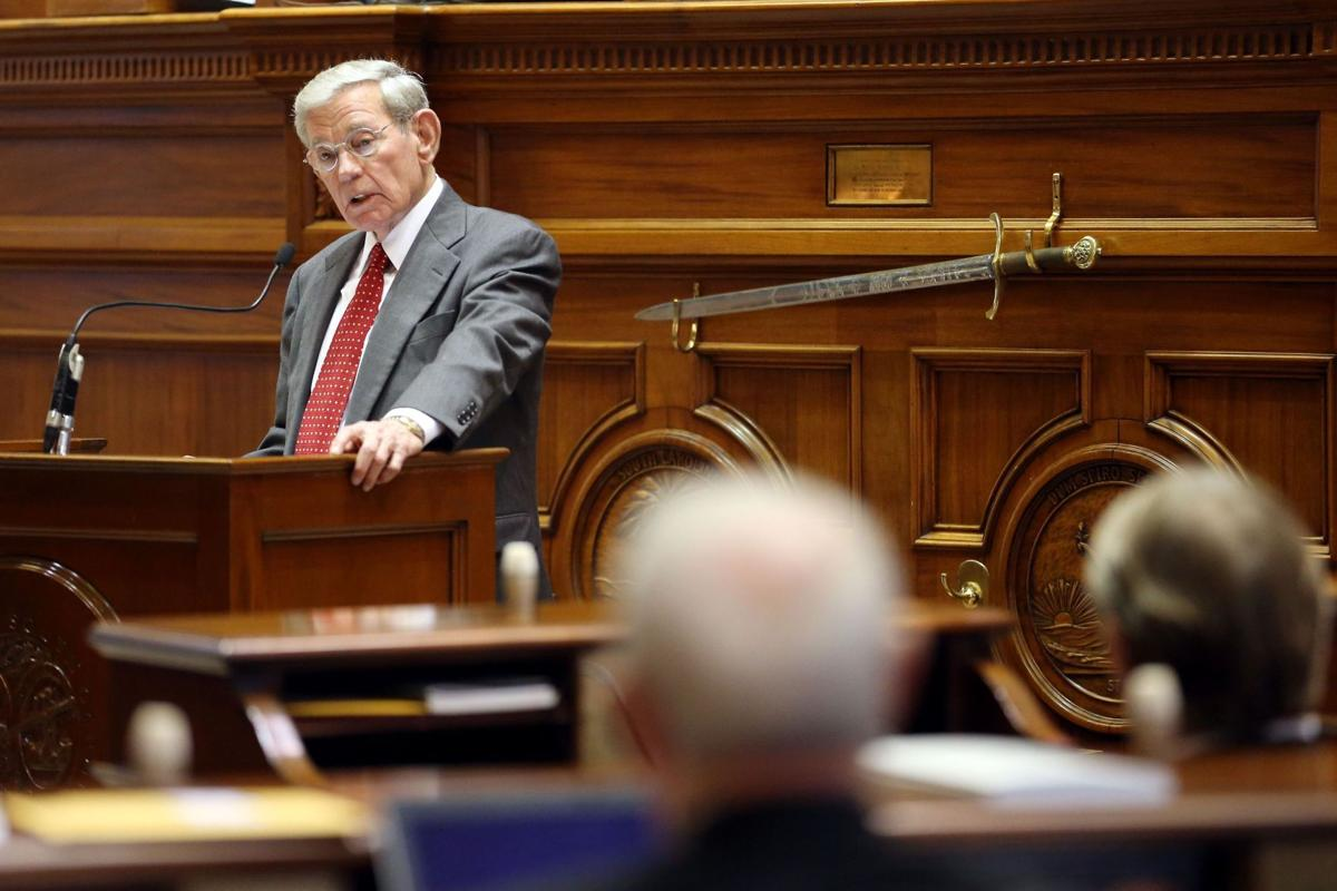Glenn McConnell's absence marks shift in Statehouse