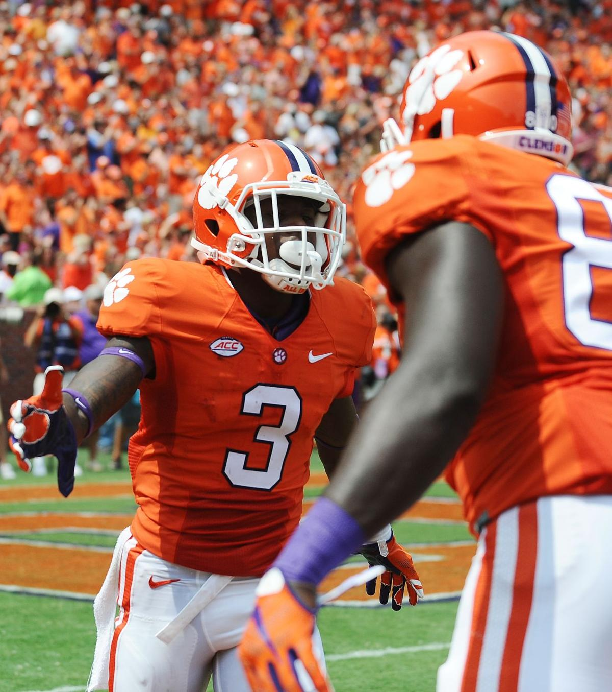 Sapakoff: Ideal incline schedule climb for Clemson