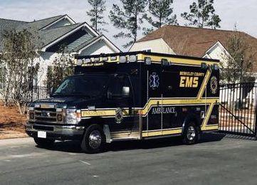Berkeley ambulance