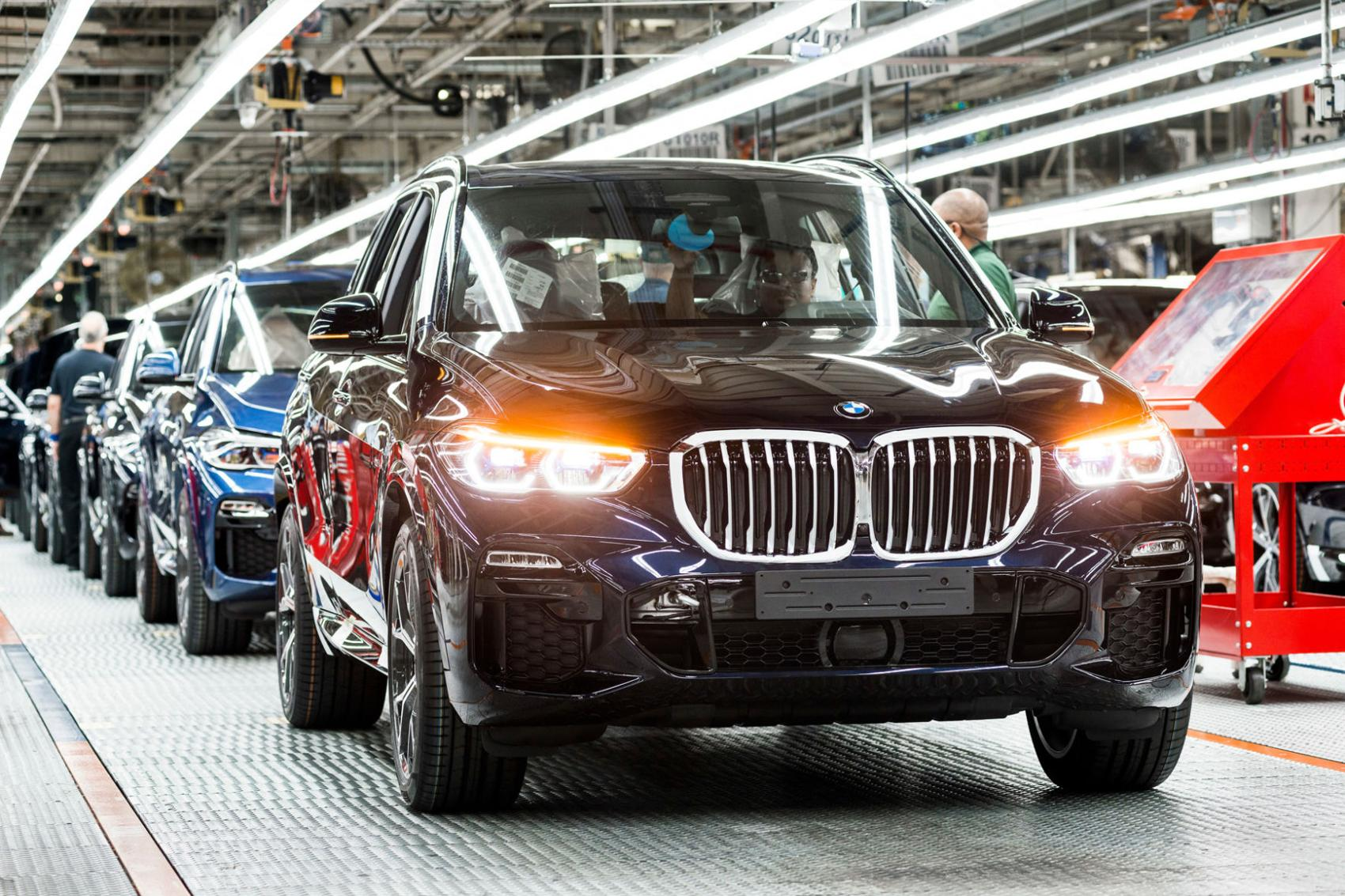 POST AND COURIER – BMW's SC plant overcomes obstacles for record production year