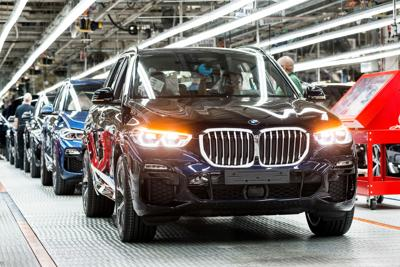BMW record production