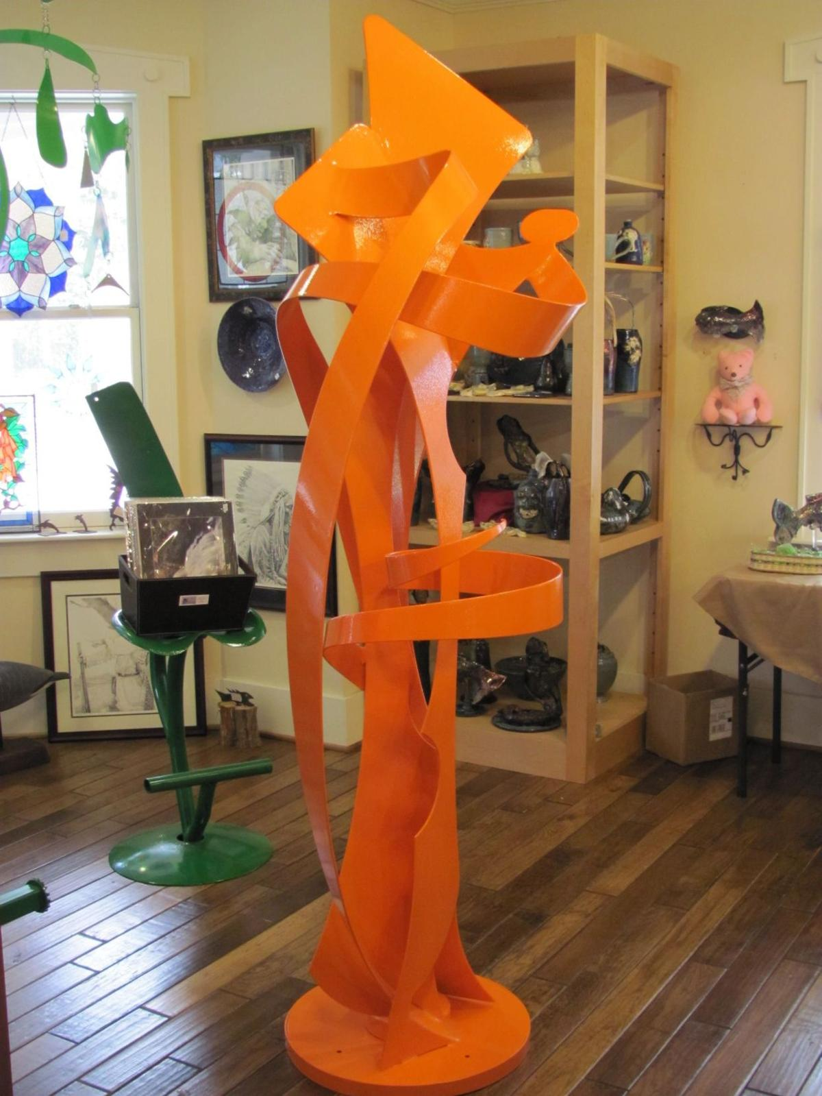 Arts, antiques at heart of town's revitalization