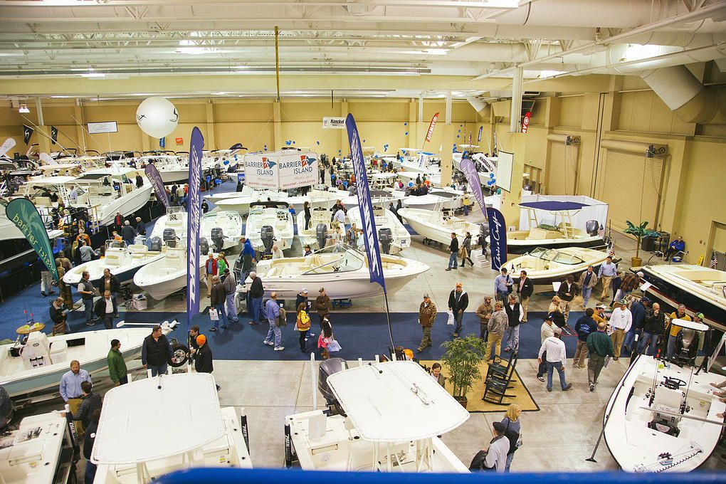 Dealers to unveil watercraft and anglers to host expo at Charleston Boat Show, which showcases 35th year next Friday-Sunday