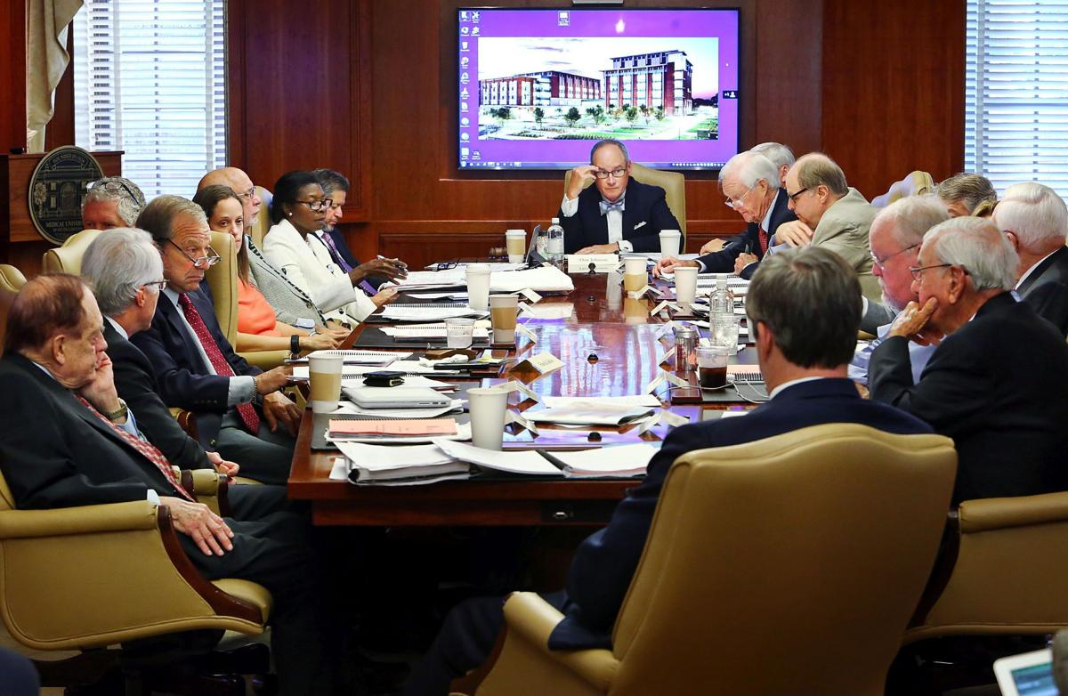 MUSC Board of Trustees (copy) (copy)