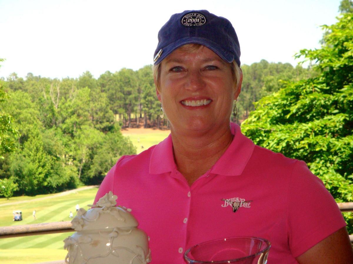 Brown wins third WSCGA Senior