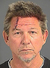 Standoff ends in arrest: Mount Pleasant police say man struck girlfriend