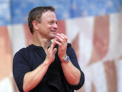 Lt. Dan Weekend moves to Charleston Actor Gary Sinise headlines a weekend of events in support of wounded veterans