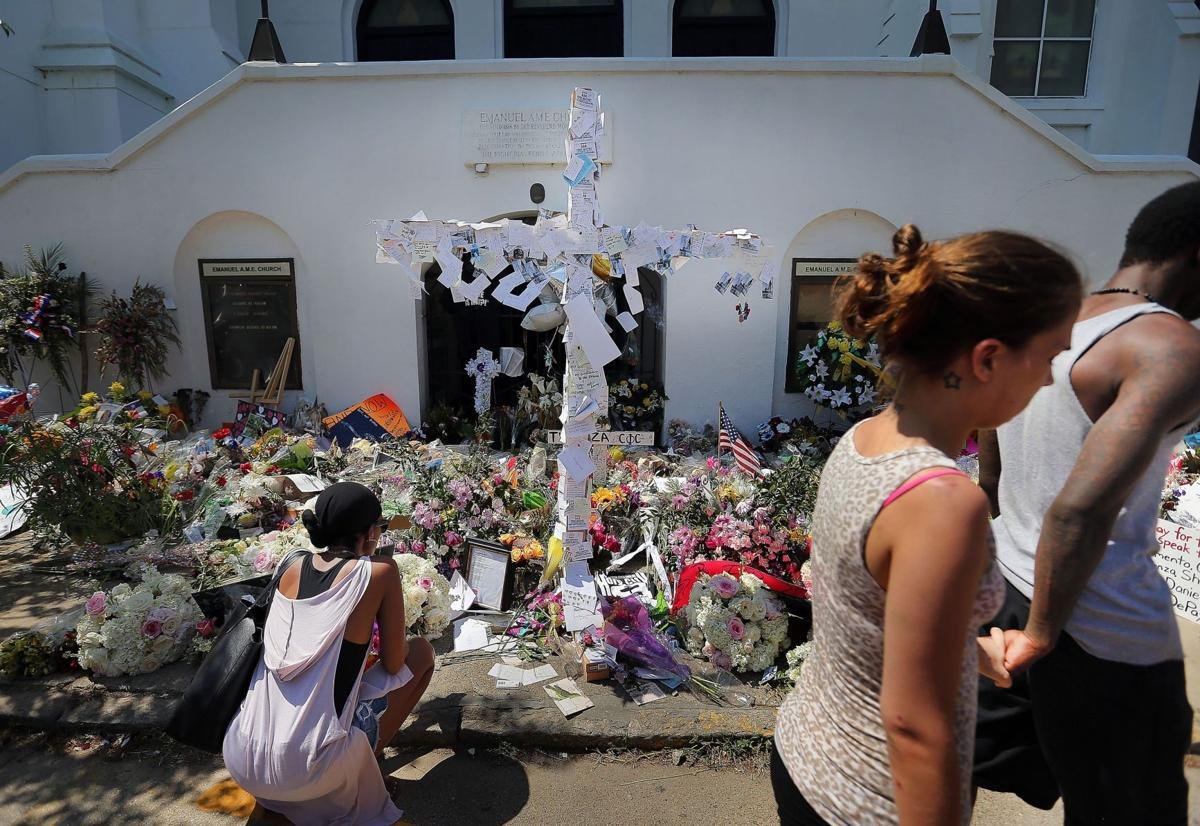 Various events honor 9 killed in Emanuel AME Church shooting