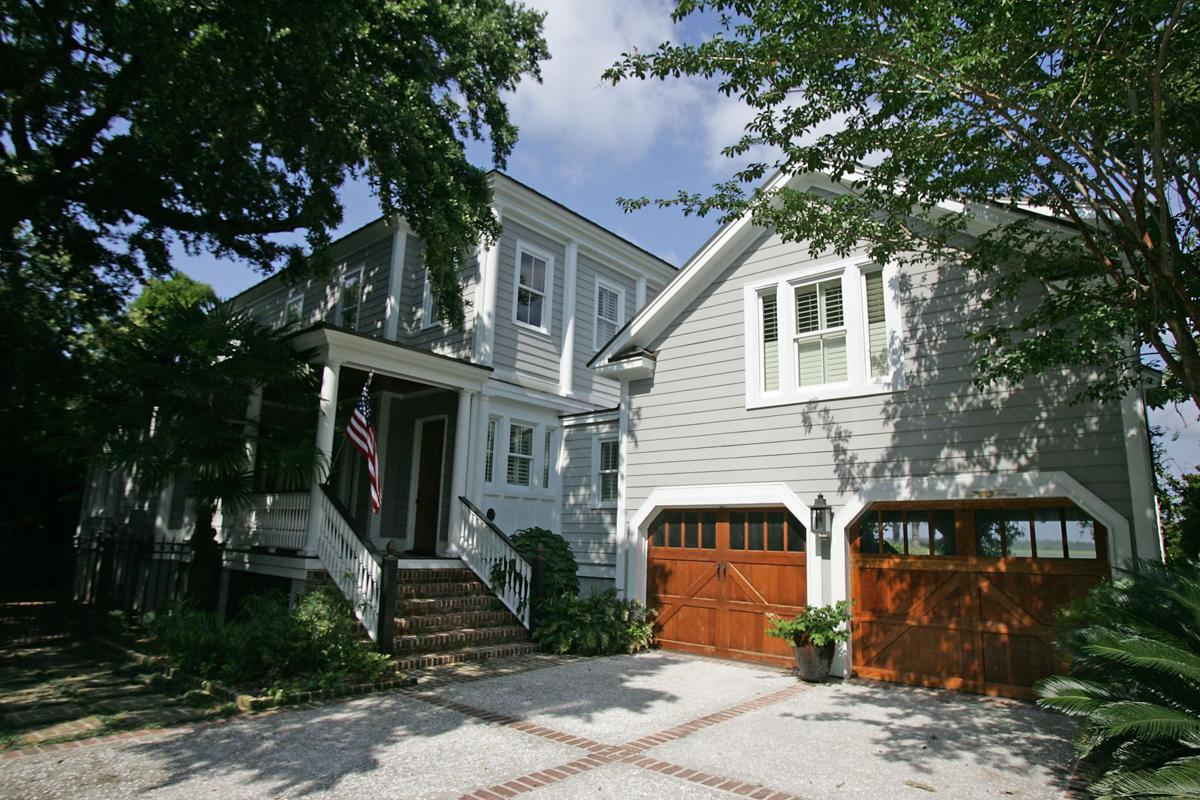 45 Pendleton St. — Riverside home tucked away in Wagener Terrace aptly blends traditional, modern