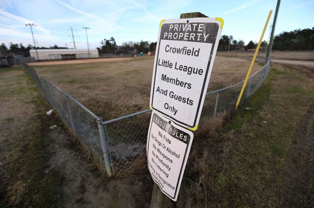 InterTech rescues Crowfield Little League
