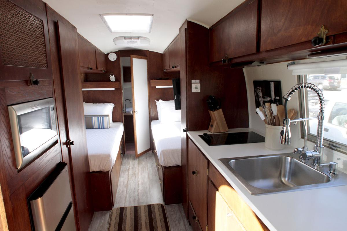 Trailer tribute Iconic Airstreams are getting more mileage as hotels