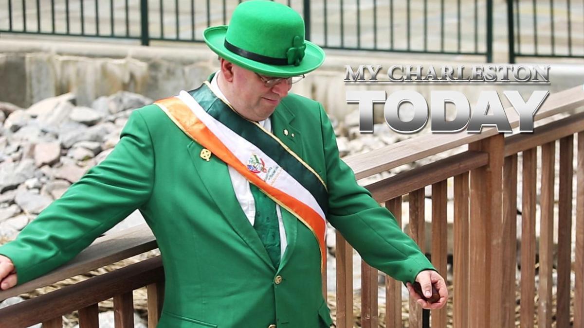 My Charleston Today - Irish Memorial decicated in Charleston