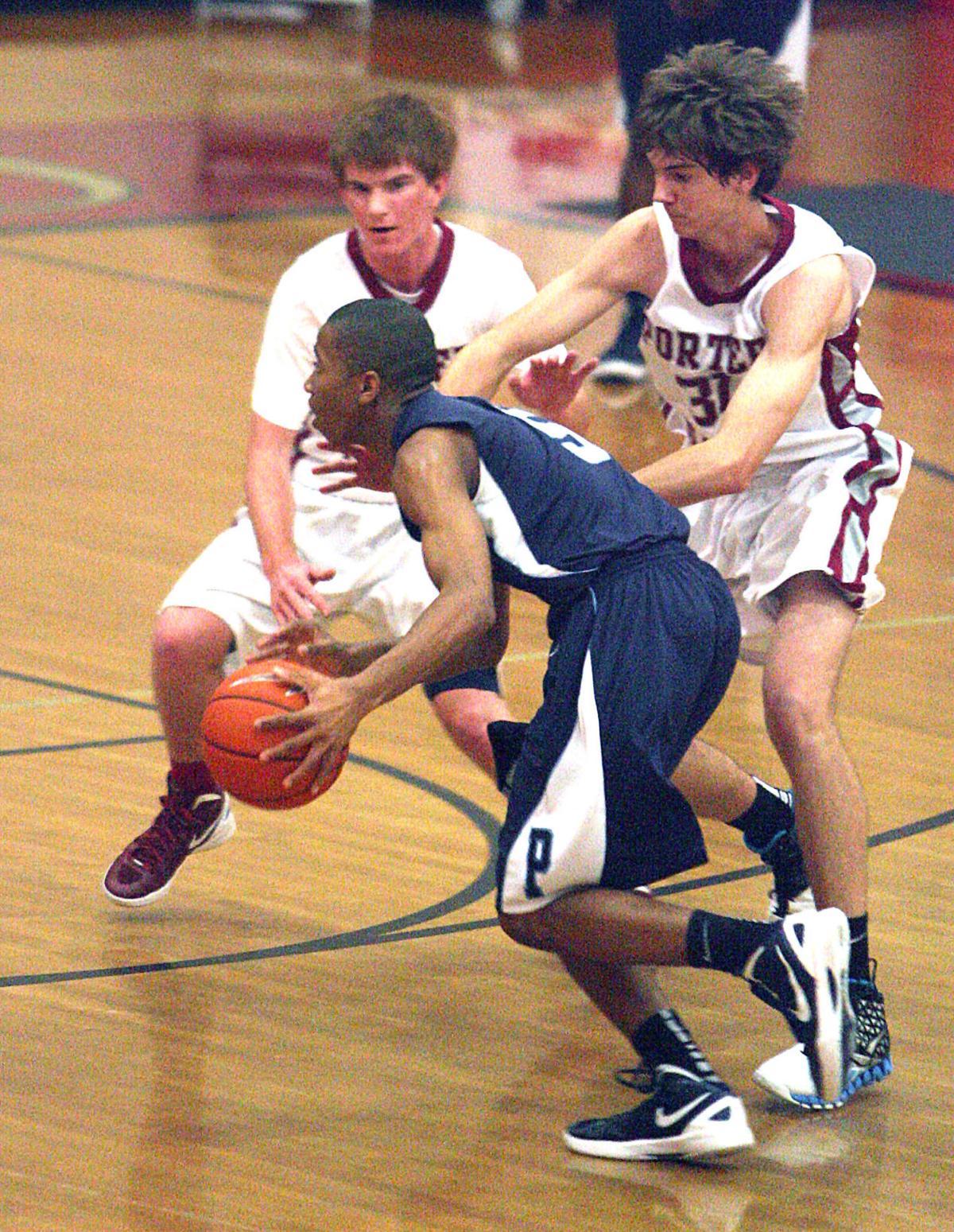 Porter-Gaud vs. Pinewood Prep boys basketball