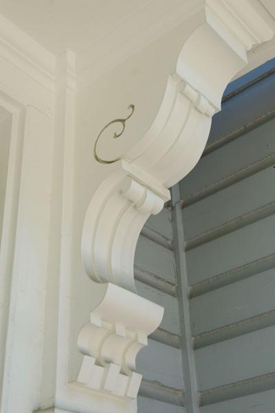 An appreciation for Charleston's console brackets