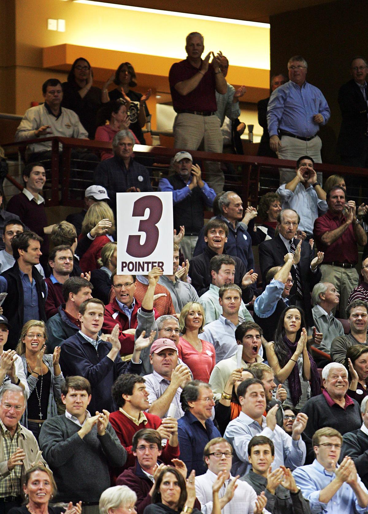 College of Charleston over Tennessee