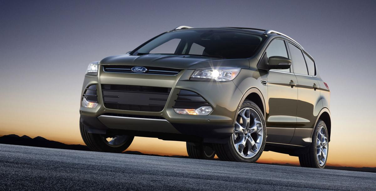 Manufacturing problem caused Ford Escape recall